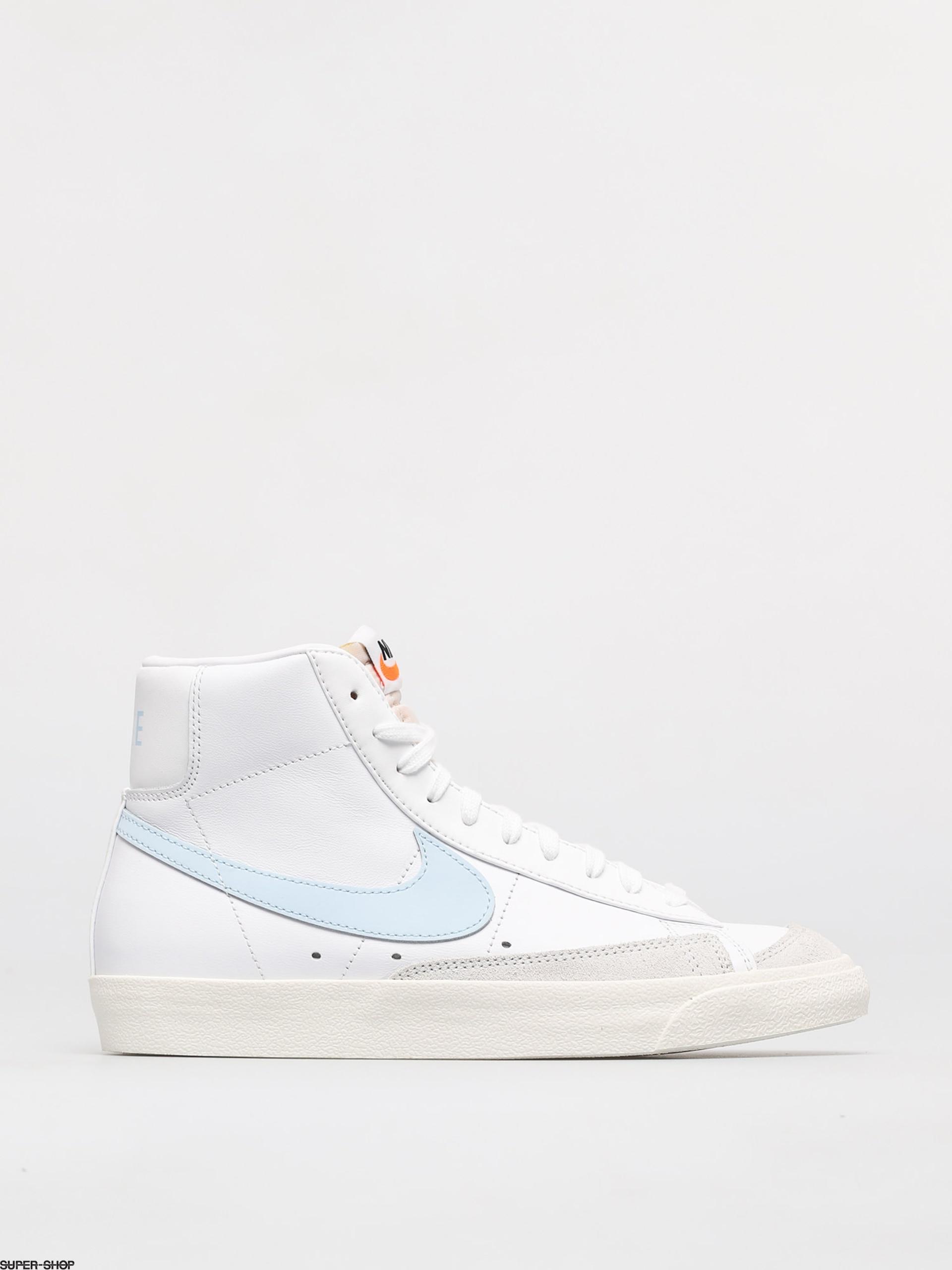Nike Blazer Mid 77 Vintage Shoes (white
