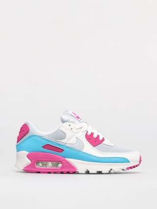 Nike Air Max 90 Shoes Wmn (football grey/football grey summit white)