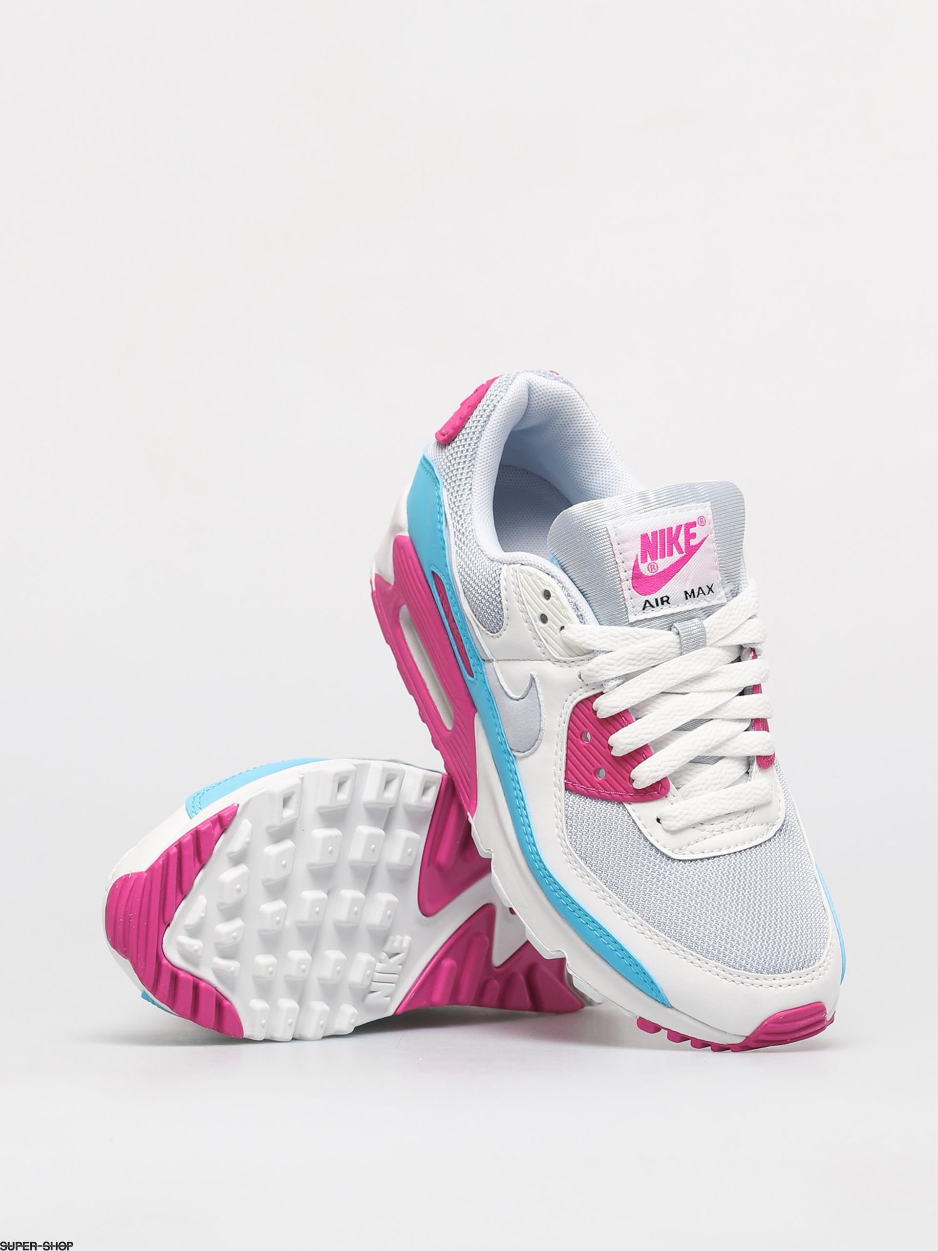 Nike Air Max 90 Shoes Wmn (football grey/football grey summit white)