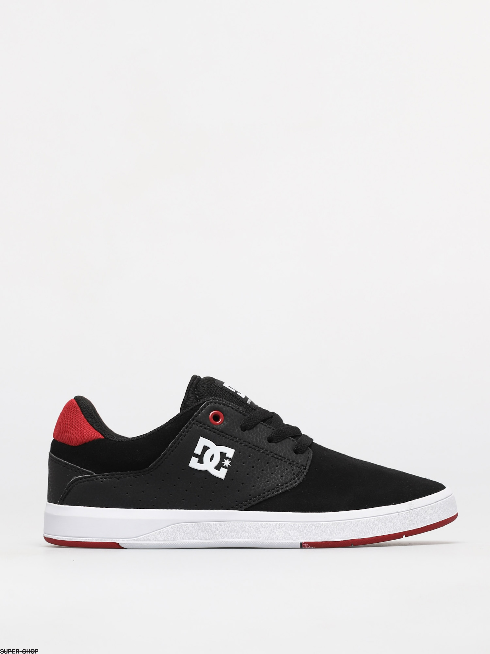 DC Plaza Tc Shoes (black/red)