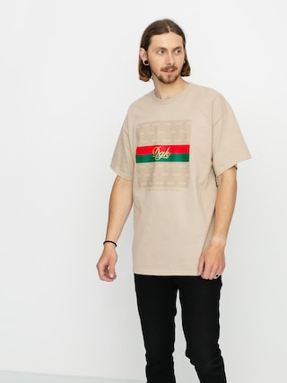 DGK Lux T-shirt (sand)