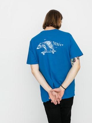Malita Raccoon T-shirt (blue)