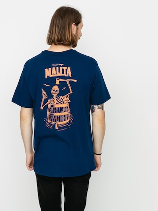 Malita Castaway T-shirt (navy)