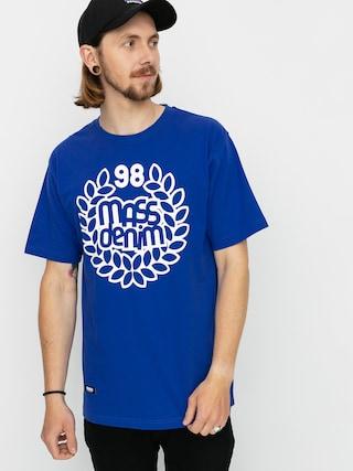 MassDnm Base T-shirt (royal)
