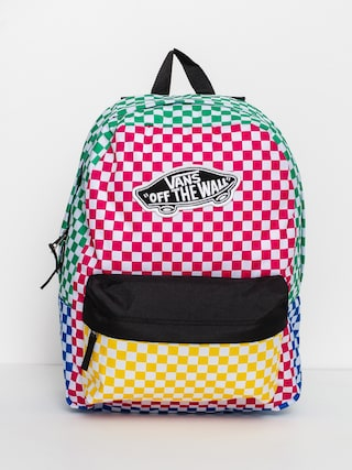Vans Realm Backpack Wmn (checker bloc)