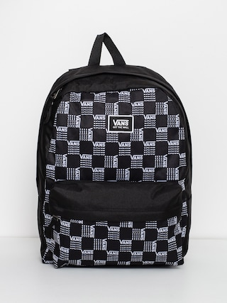 Vans Realm Classic Backpack Wmn (word check)