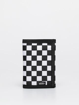 Vans Slipped Wallet (black/white che)