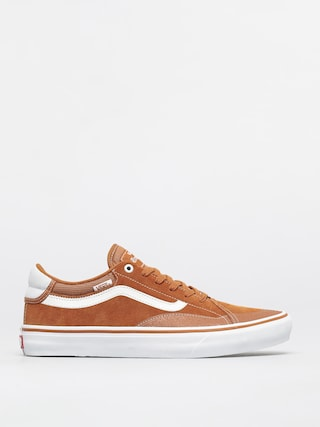 Vans Tnt Advanced Prototype Shoes (pumpkin/white)