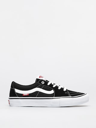 Vans Sk8 Low Pro Shoes (black/white)