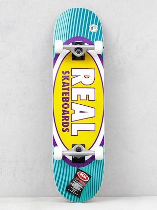 Real Rays Skateboard (green)