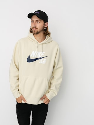 Nike SB Icon HD Hoodie (fossil/midnight navy)