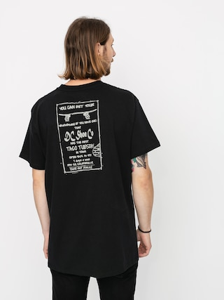 DC Taco Tuesday T-shirt (black)