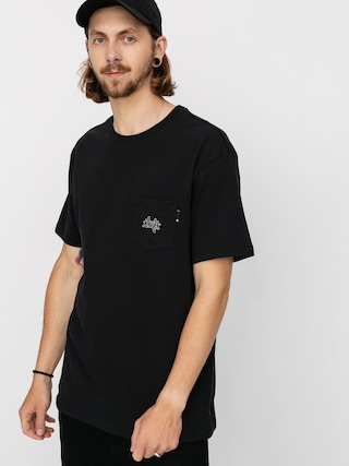 HUF Haze Pocket T-shirt (black)