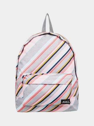 Roxy Sugar Baby Printed Backpack Wmn (heritage heather oriental stri)