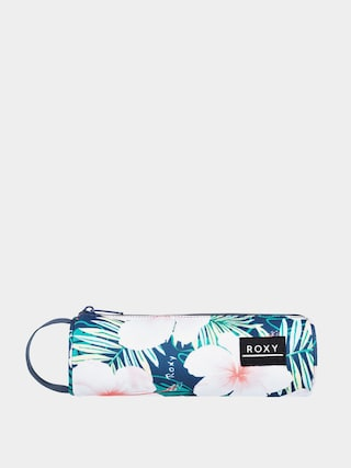 Roxy Off The Wall Pencil case Wmn (mood indigo grange fleur)