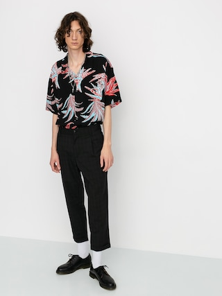 Stussy Cactus Rayon Shirt (black)
