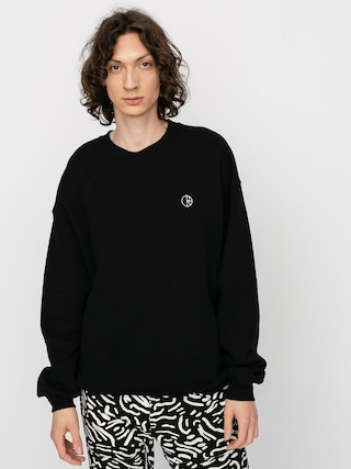 Polar Skate Team Crewneck Sweatshirt (black)