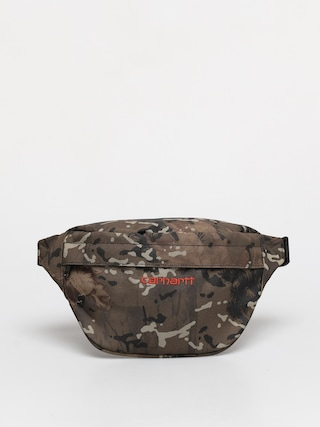 Carhartt WIP Payton Bum bag (camo combi/safety orange)