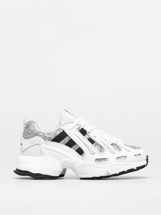 adidas Originals Eqt Gazelle Shoes Wmn (white/core black/silver met)