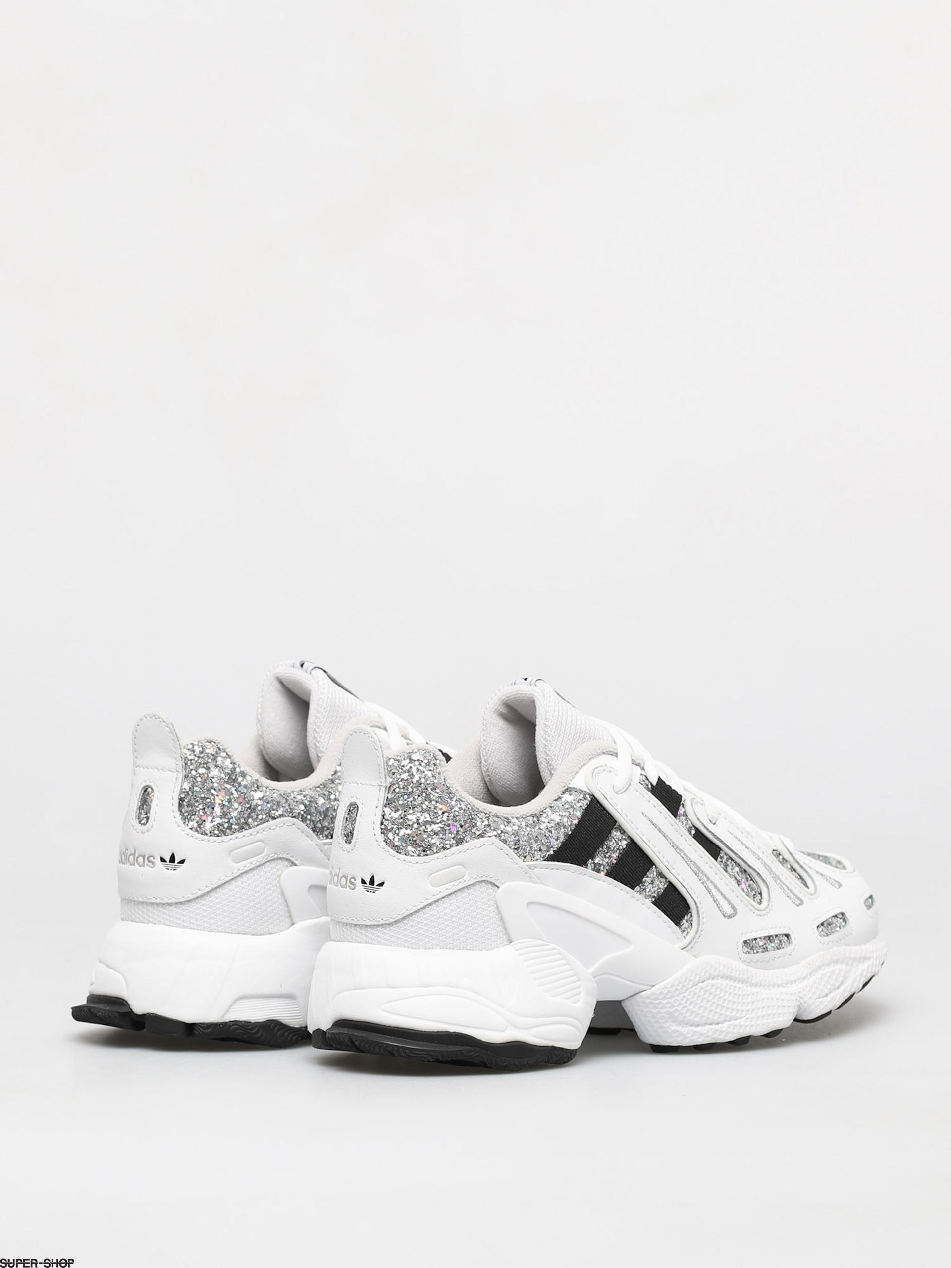 Adidas Originals Eqt Gazelle Shoes Wmn White Core Black Silver Met