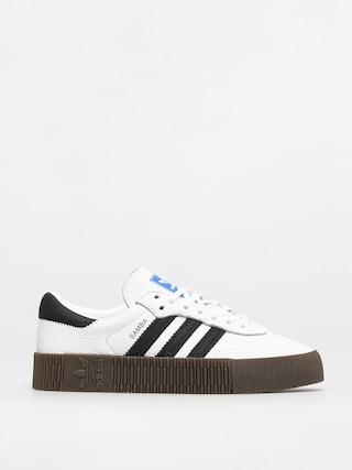 adidas Originals Sambarose Shoes Wmn (ftwwht/cblack/gum5)