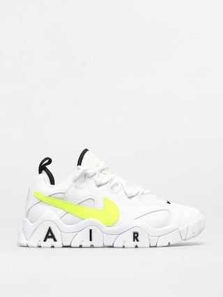 Nike Air Barrage Low Shoes (white/volt black)