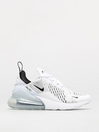 Nike Air Max 270 Shoes Wmn (white/black white)