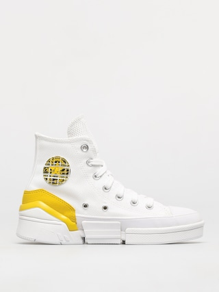 Converse CPX70 Shoes Wmn (white/speed yellow/black)