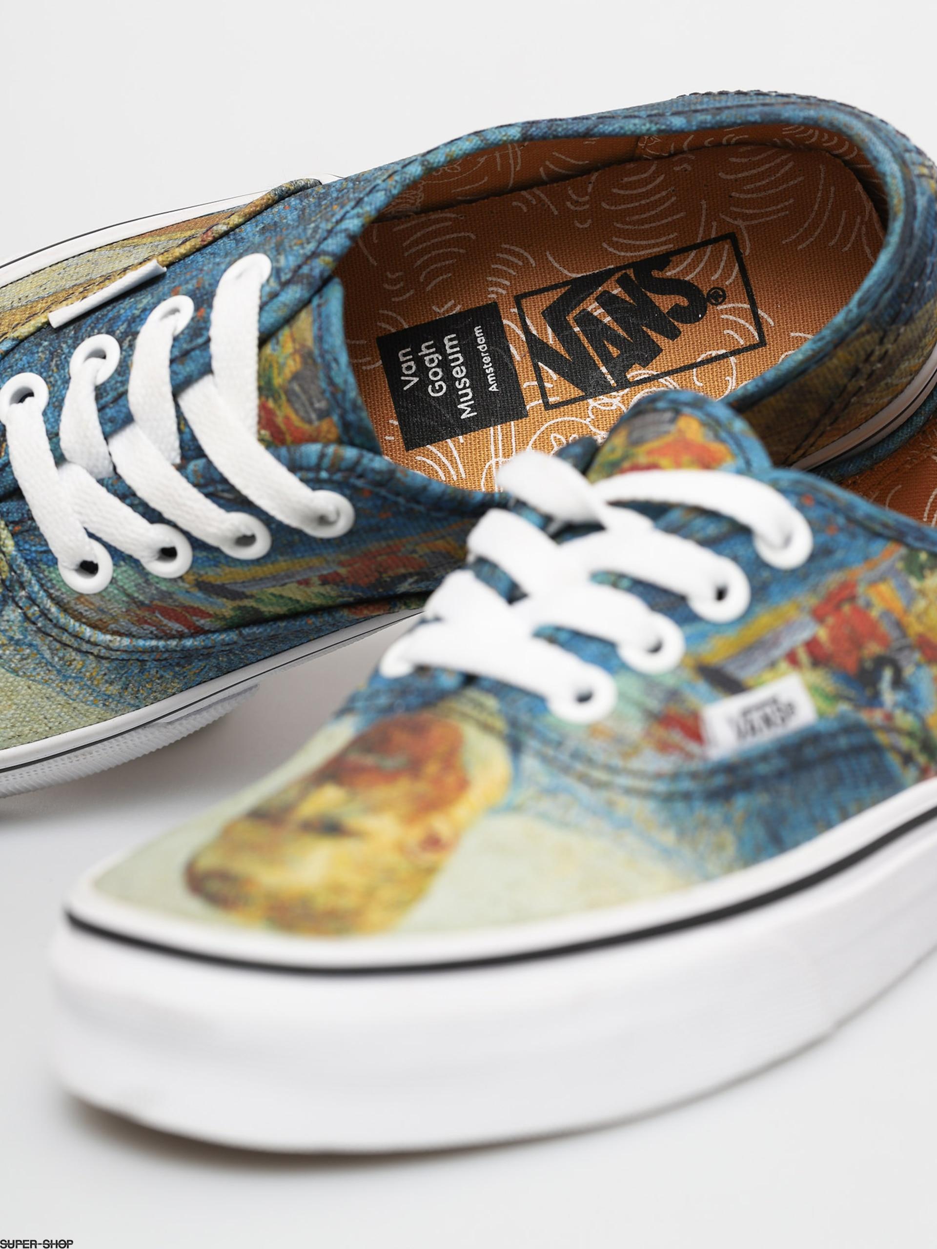 Vans Authentic X Van Gogh Museum Shoes