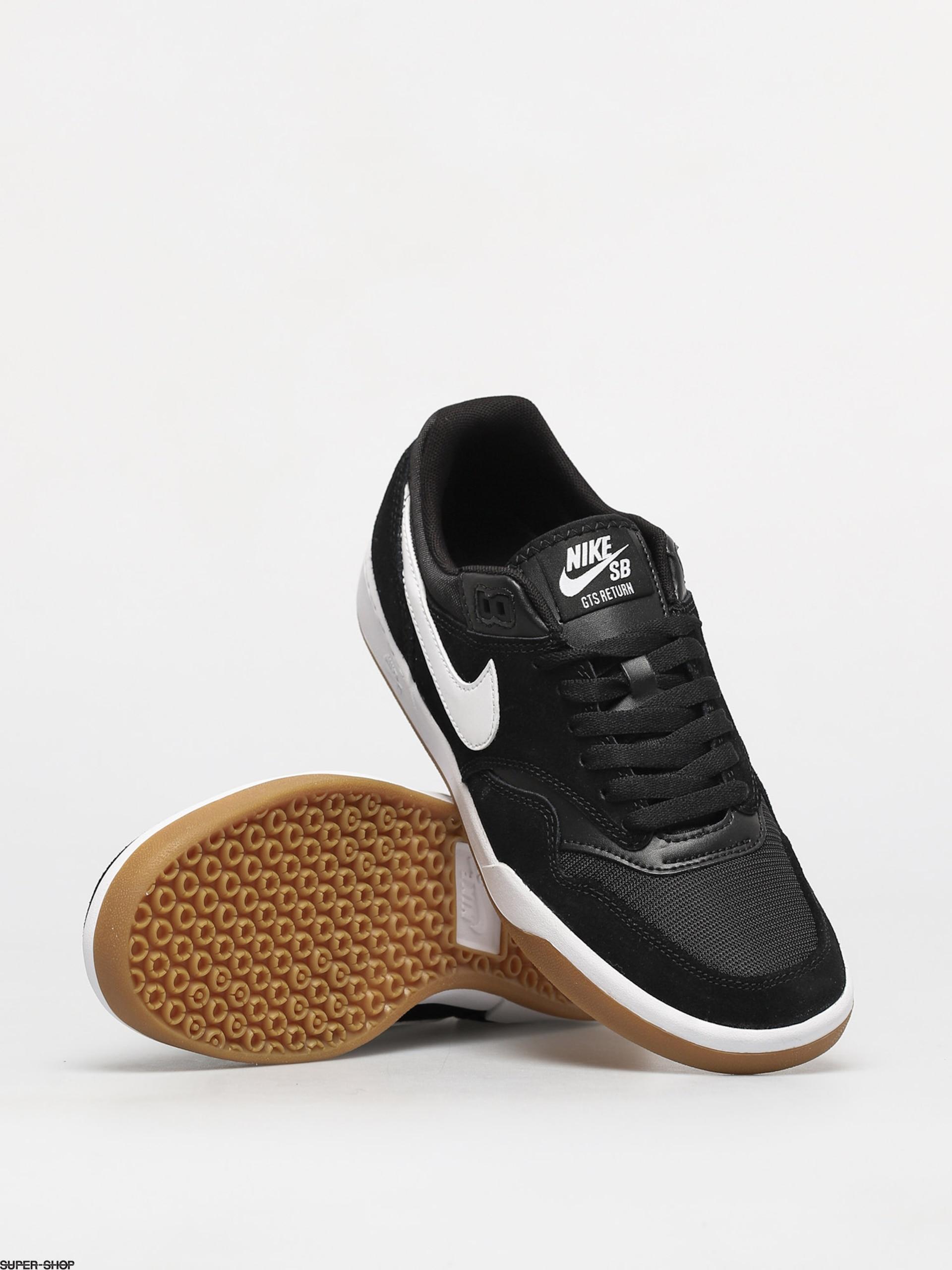 Nike SB Gts Return Shoes (black/white