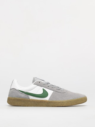 Nike SB Team Classic Shoes (particle grey/forest green particle grey)