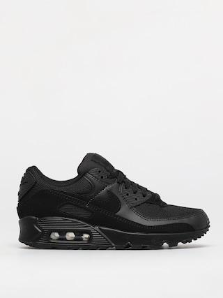 Nike Air Max 90 Shoes Wmn (black/black black white)