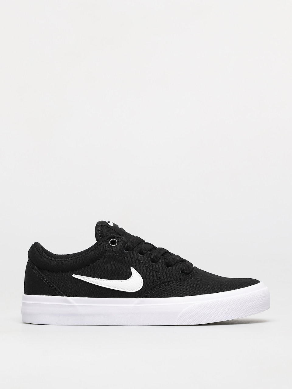 Nike SB Charge Canvas Shoes (black