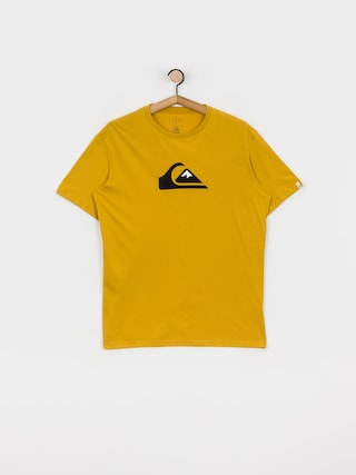 Quiksilver Comp Logo T-shirt (honey)