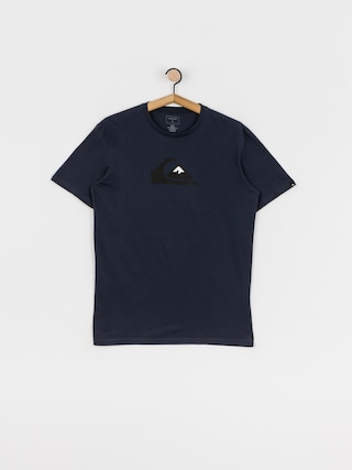 Quiksilver Comp Logo T-shirt (parisian night)