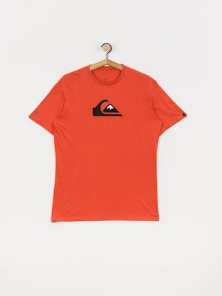 Quiksilver Comp Logo T-shirt (chili)