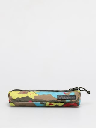 Burton Token Pencil case (bright birch camo print)