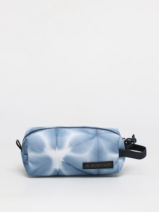 Burton Accessory Pencil case (blue dailola shibori)