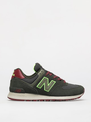 New Balance 574 Shoes (green)