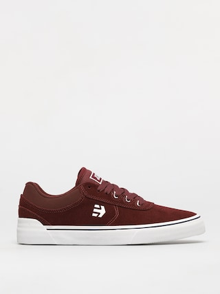Etnies Joslin Vulc Shoes (burgundy)