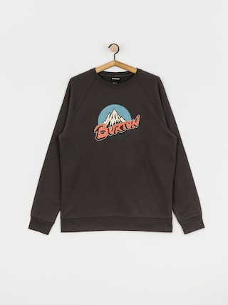 Burton Retro Mountain Sweatshirt (phantom)