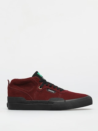 Emerica Pillar Shoes (oxblood)