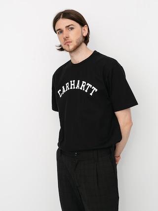 Carhartt WIP University T-shirt (black/white)