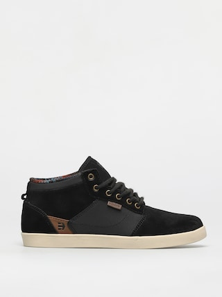 Etnies Jefferson Mid Shoes (black raw)