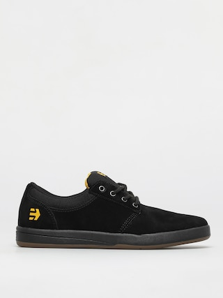 Etnies Score Shoes (black/yellow)