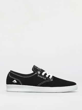 Emerica The Romero Laced Shoes (black/white/black)
