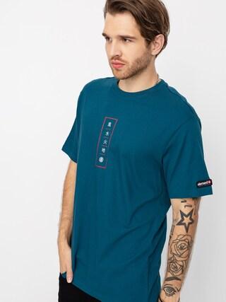 Element Arata T-shirt (legion blue)