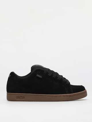 Etnies Kingpin Shoes (black/dark grey/gum)