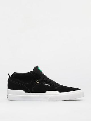 Emerica Pillar Shoes (black/white/gold)