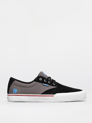 Etnies Jameson Vulc Shoes (black/grey/royal)